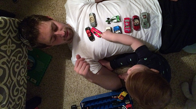 Matchbox Cars & The Question I Keep Asking